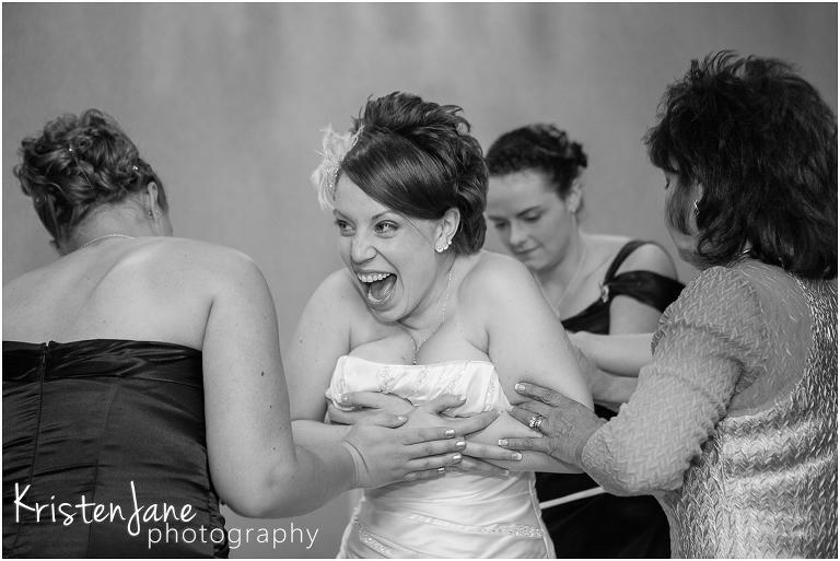 Boston Wedding Photographer - Lantana Wedding - getting ready