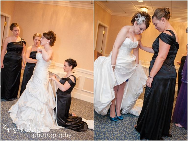 Boston Wedding Photography - Lantana Wedding - getting ready