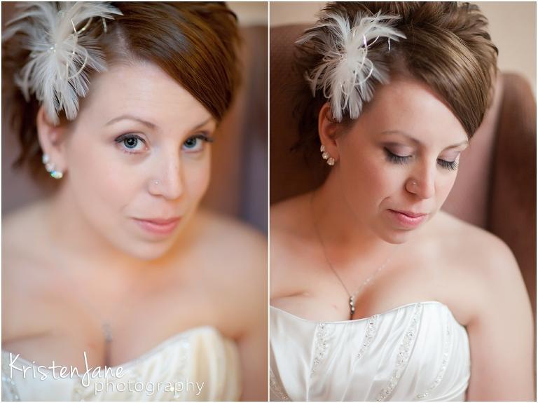 Boston Wedding Photographer - Lantana Wedding - bride