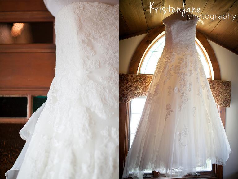 Beachmoor Wedding - Dress
