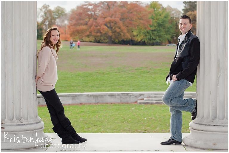 Kristen Jane Photography - RI Wedding Photographer - Roger Williams Park Engagement