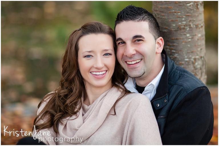 Kristen Jane Photography - Providence Wedding Photographer - Roger Williams Park Engagement