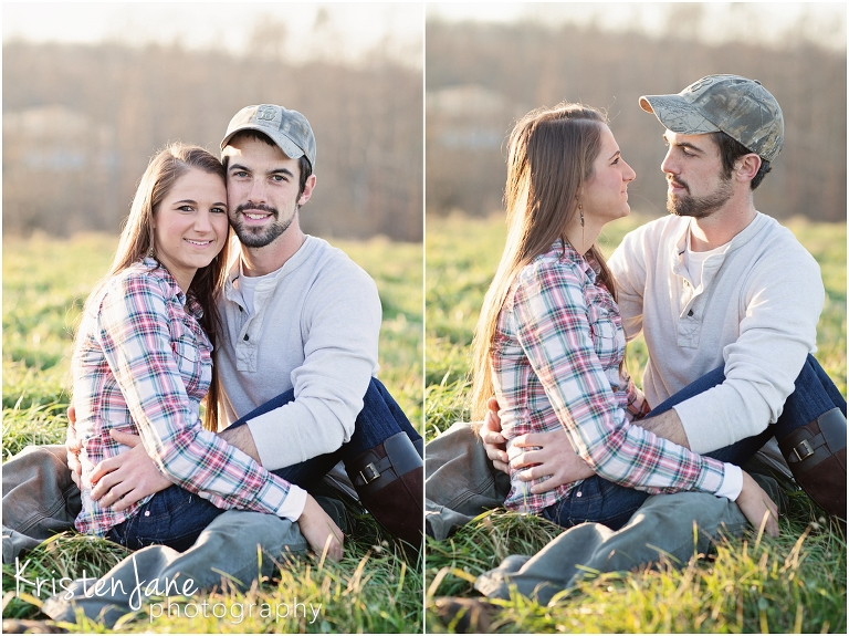 CT Photography - Woodstock Farm Engagement
