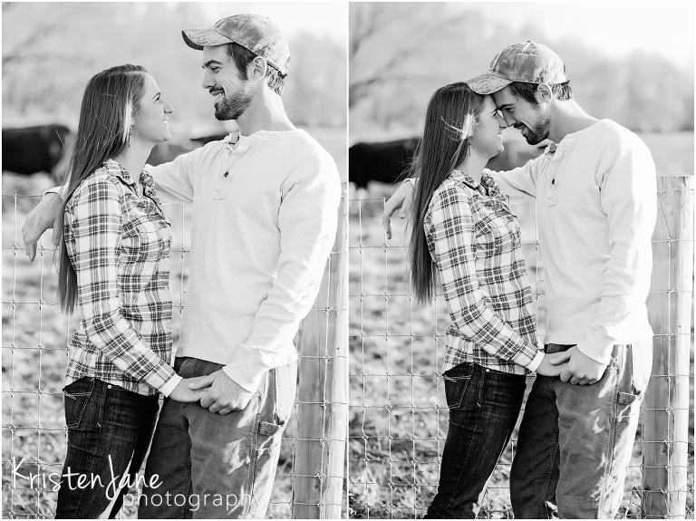 Wedding Photography CT - Woodstock Farm Engagement