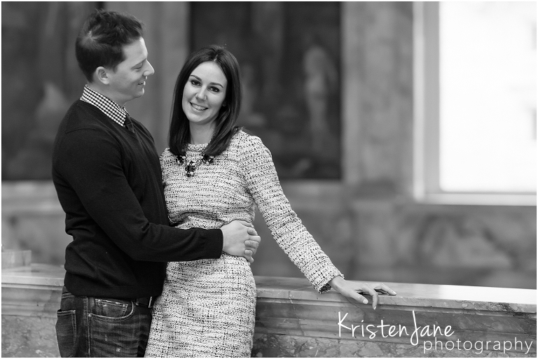 Boston Wedding Photography | BPL Engagement