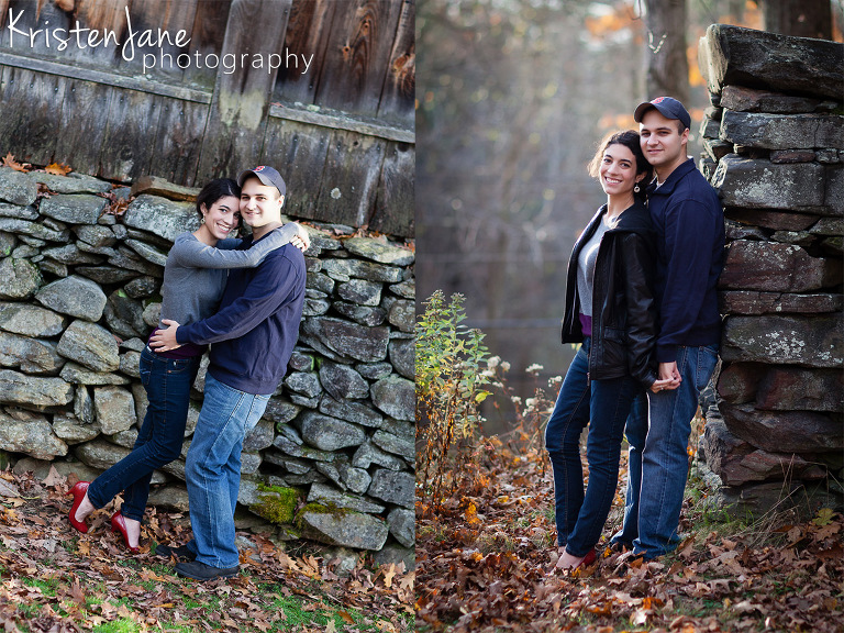 Moore State Park Engagement - Paxton, MA