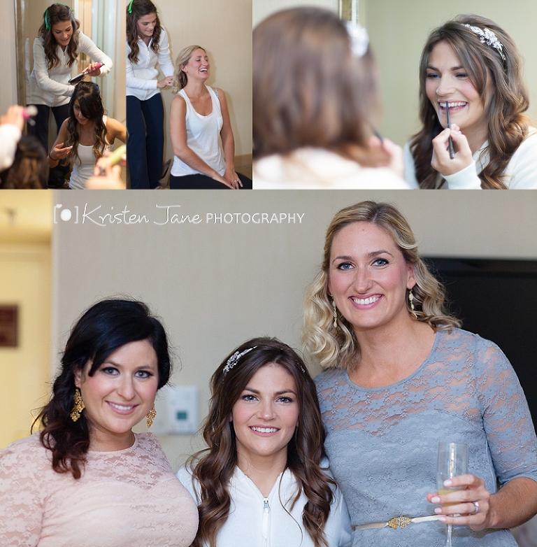 Boston Wedding Photographer - Bride Getting Ready