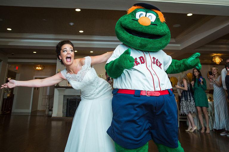Boston Wedding Reception