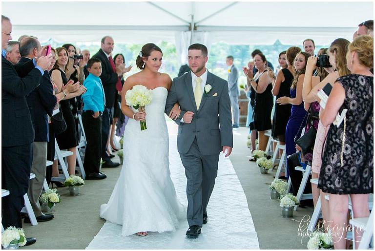 Kerrie Yarnes and Howard Lance  Weddings Illustrated