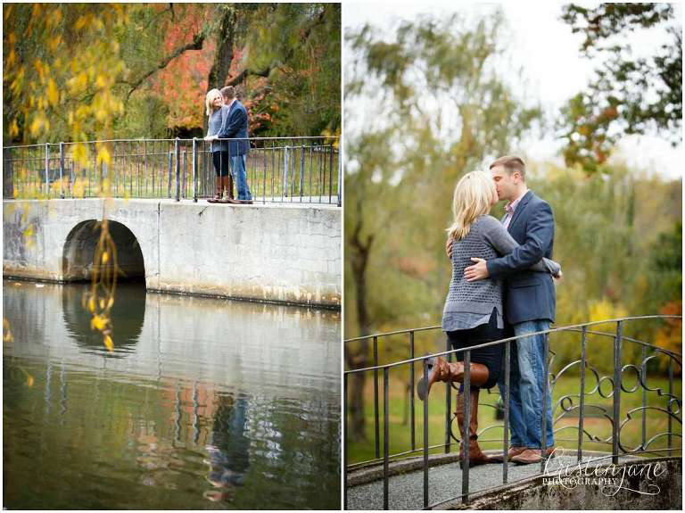 Larz Anderson Park Engagement Session