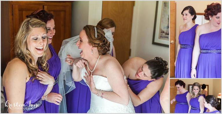 Warren Conference Center Wedding