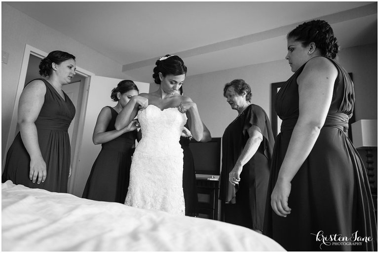 Wedding, The Villa at Ridder Country Club
