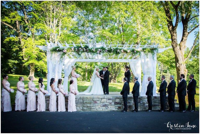 Hellenic Center Wedding