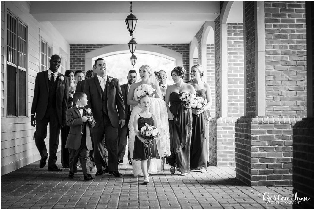 Charter Oak Country Club Wedding
