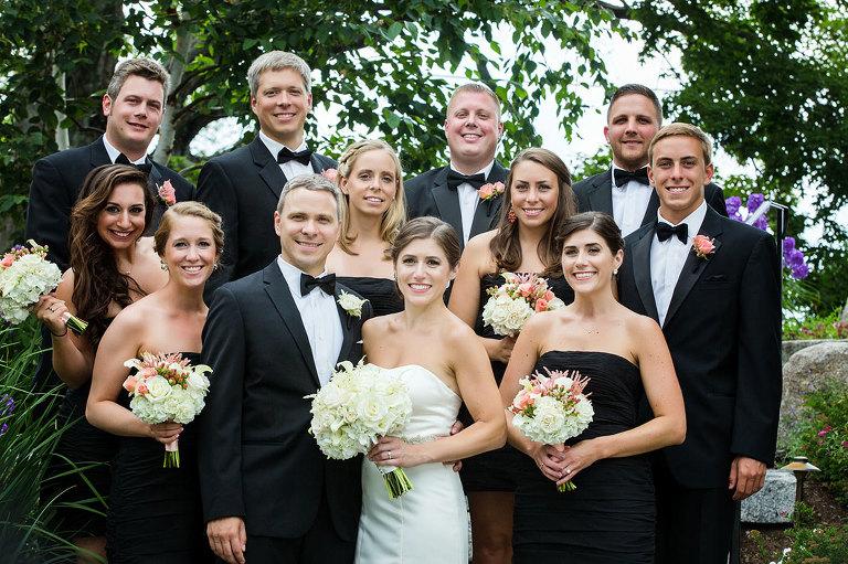 Boston Wedding Portraits